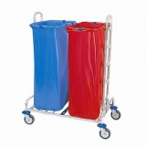 <p><b>Waste trolley 02.120. CH</b></p>