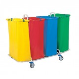 <p><b>Waste trolley 04.120. CH </b></p>