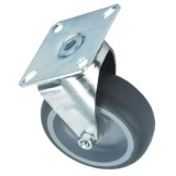 <p><b>Wheel ø 75 mm with top plate </b></p>