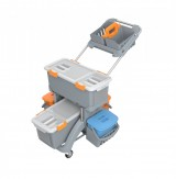 <p><b>Plastic trolley TSMD-0002</b></p>