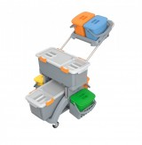<p><b>Plastic trolley TSMD-0010</b></p>